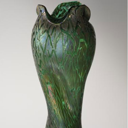 Member Gallery Talk: Art Nouveau and Art Deco Glass and Silver