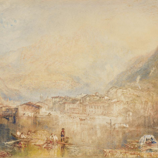 Opening Lecture: Turner and Constable