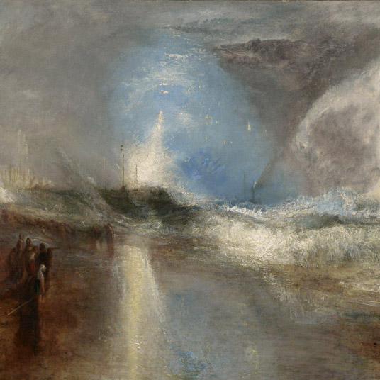 Turner and Constable: Stark Contrasts
