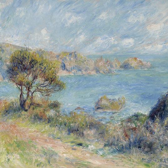 Renoir at the Clark: Renoir's Landscapes