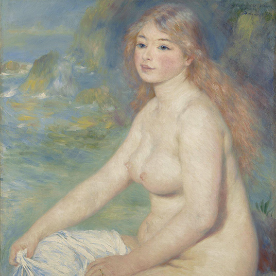 Member Gallery Talk: Renoir: The Body, The Senses