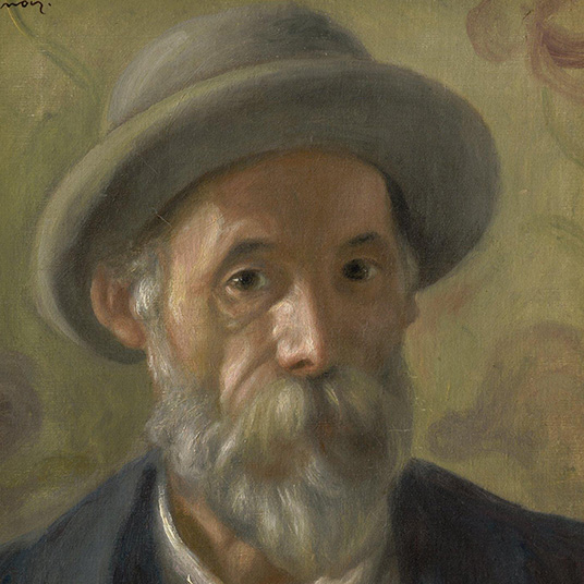 Renoir at the Clark: Late Renoir