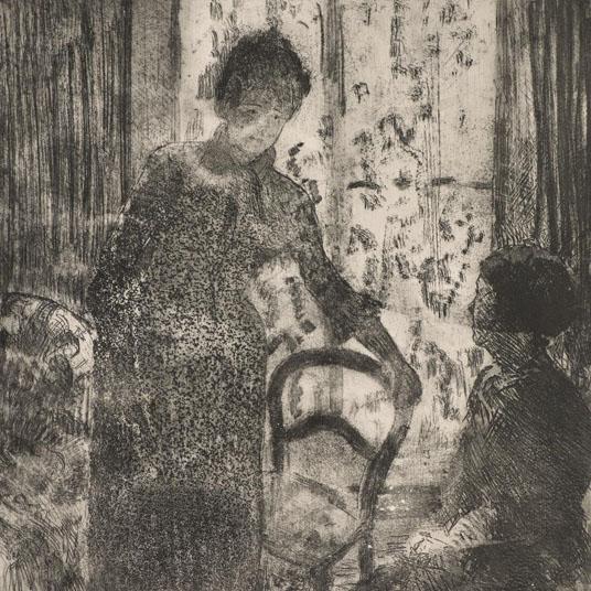 Mary Cassatt's Prints: Experiments in Understanding