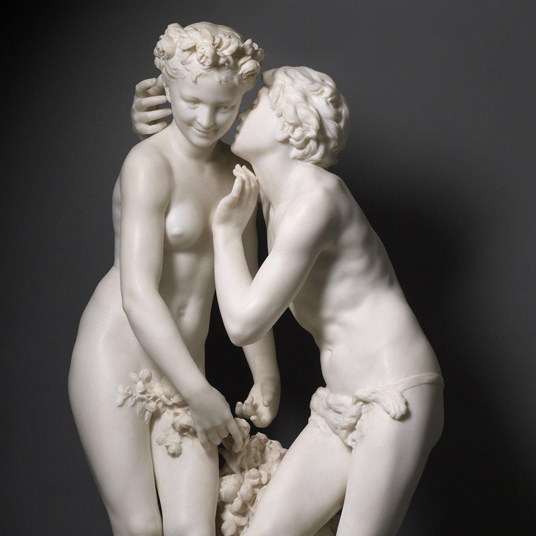 Looking at Lunchtime: Carpeaux