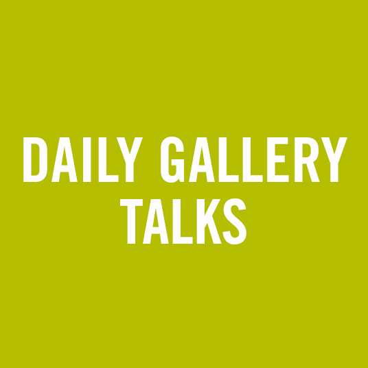 Summer 2019 Daily Gallery Talks