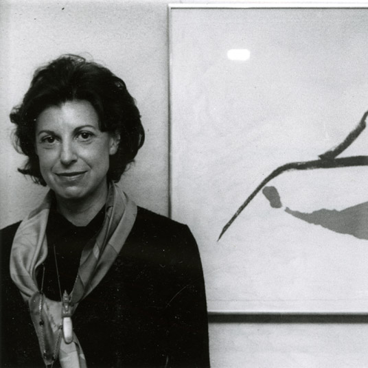 In Collaboration with Helen Frankenthaler