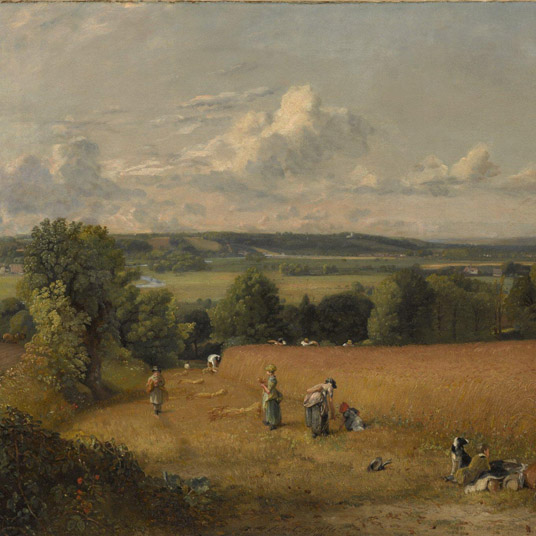 First Sunday Free: The Inhabited Landscape