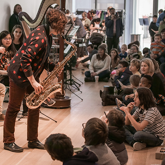 I/O Out Loud: Kids Make Music!