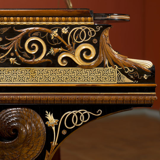 Member Gallery Talk: History of the Clark's Steinway Grand