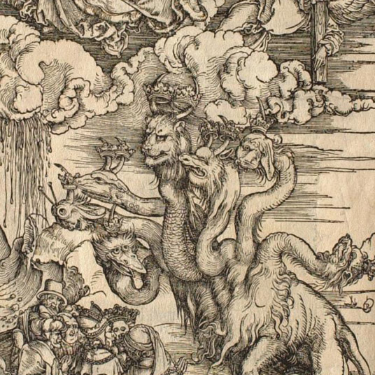 Looking and Lunching: Dürer's Apocalypse Cycle