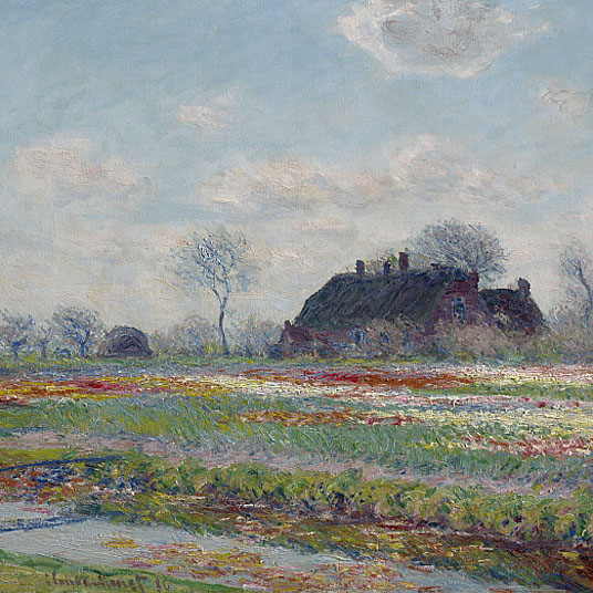 Looking and Lunching: Monet's Holland