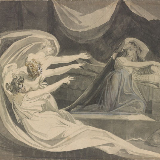 Visionaries: Romantic Drawings from the Thaw Collection