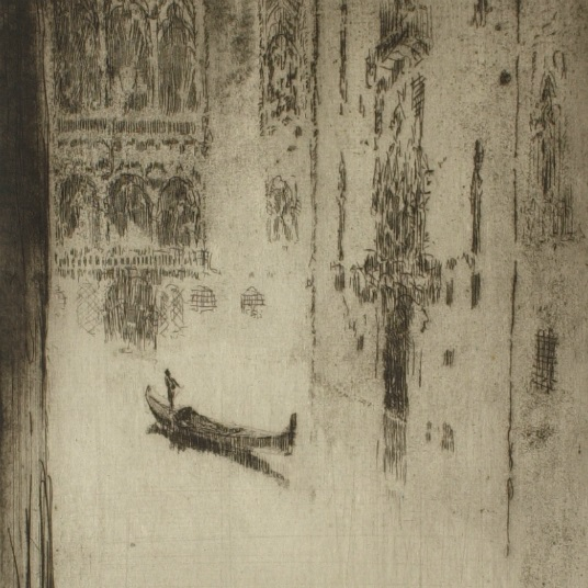 Works on Paper Highlights Talk: Scenes of Venice: James McNeill Whistler and James McBey