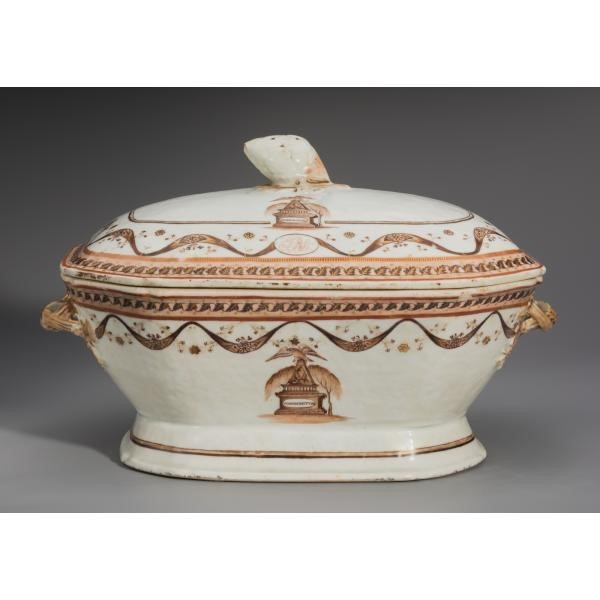 New Member Orientation Tour - Fabulous Feasts: Early American Decorative Arts at the Clark