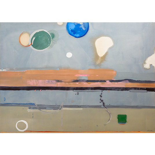 Member Gallery Talk: As in Nature: Helen Frankenthaler Paintings