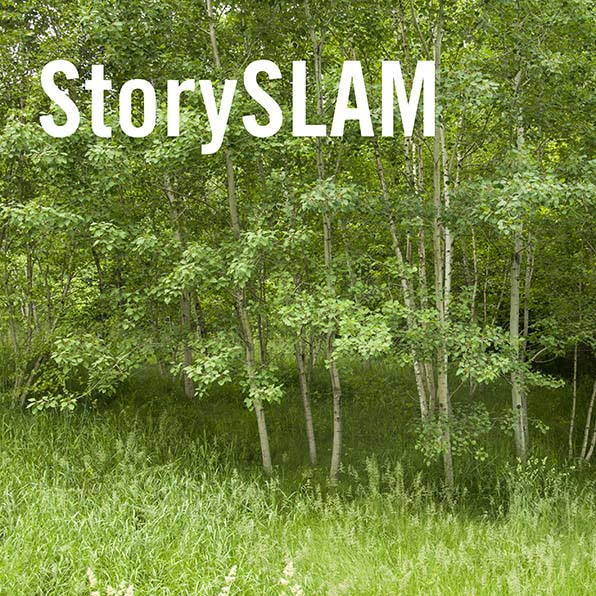 StorySLAM @ The Clark