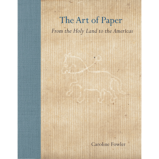 Book Talk and Signing: The Art of Paper