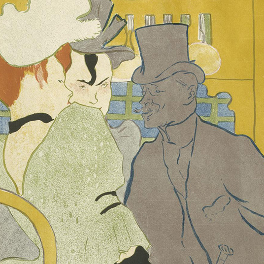 Member Gallery Talk: The Impressionist Line