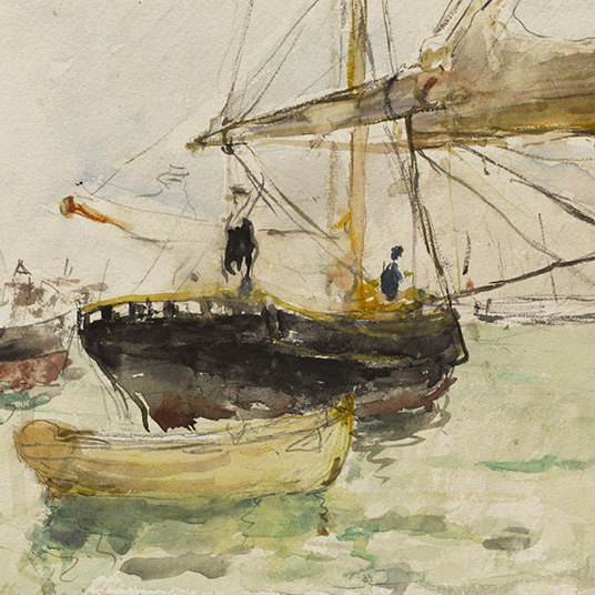 Member Gallery Talk: Manton Study Center for Works on Paper