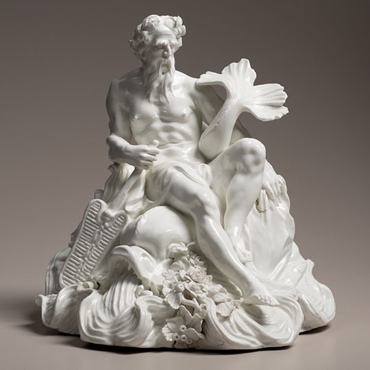 Member Permanent Collection Talk: Porcelain, up close and personal