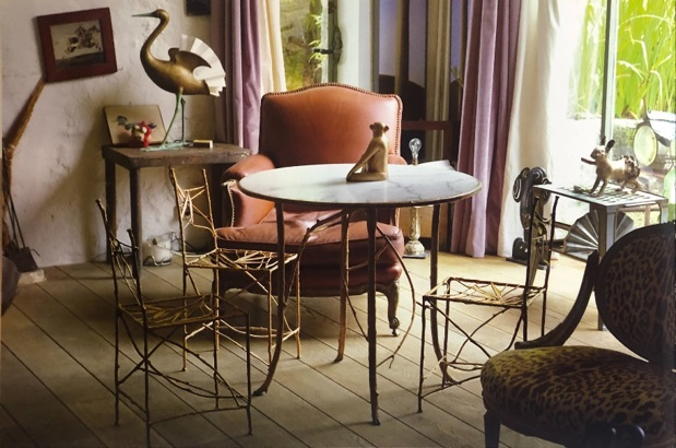 Living with Les Lalanne: a conversation with Brian McCarthy and Edith Dicconson.