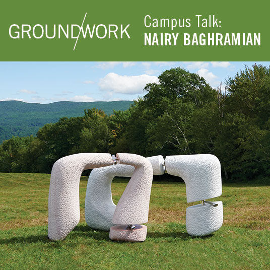 Ground/work Campus Talk: Nairy Baghramian