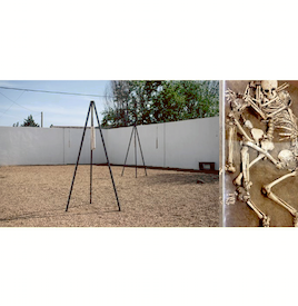 """Curating Earthquakes: Between Ballroom Marfa's """"Hyperobjects"""" and Jerome'sLife of St. Hilarion"""